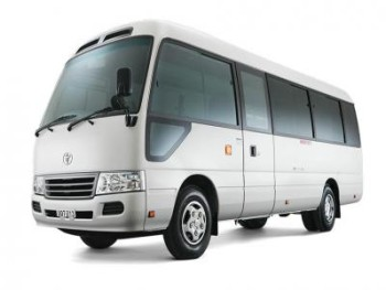 Deluxe Bus 22 Seater