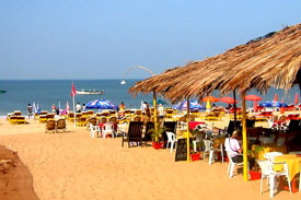 Romantic Beaches of India