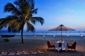 Romantic Goa for Honeymooners