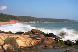 Exotic Beaches of Kerala