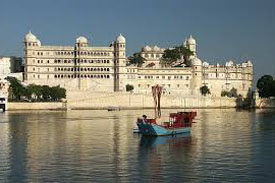 Rajasthan with South India