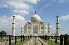 Golden Triangle Tour Six Days